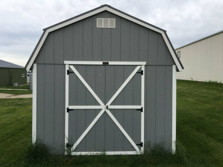 Value Winged Mini Barn Sheds