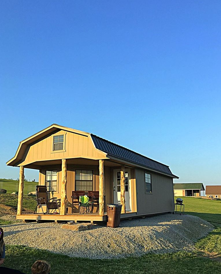 Cabin Sheds