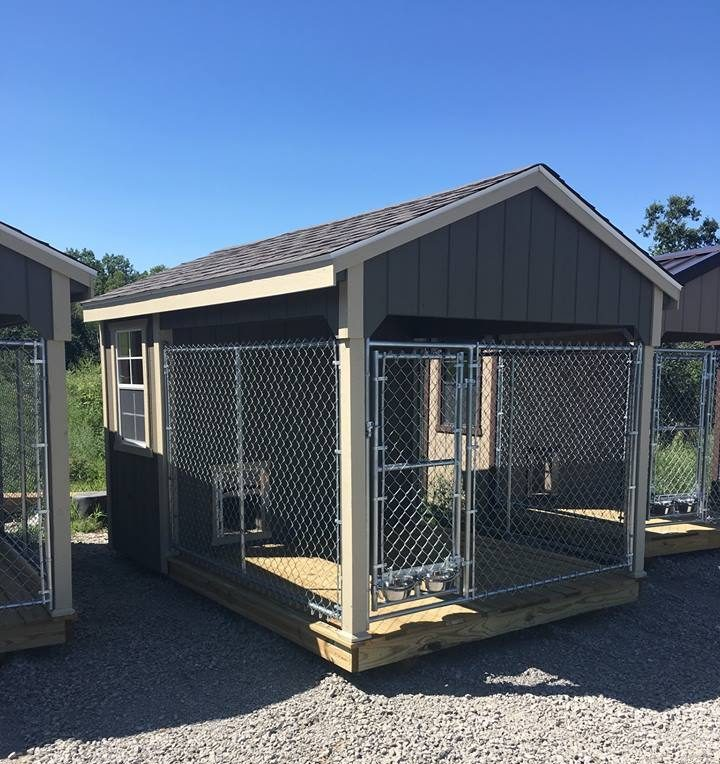 Dog Kennel Shed