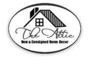 The Attic - New & Consigned Home Decor Logo