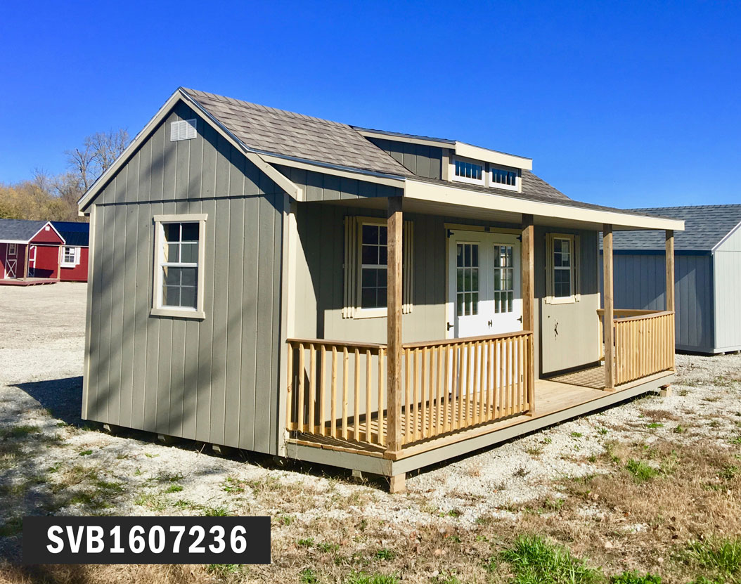 Cottage Sheds Spring Valley Sheds Llc In Chariton Ia