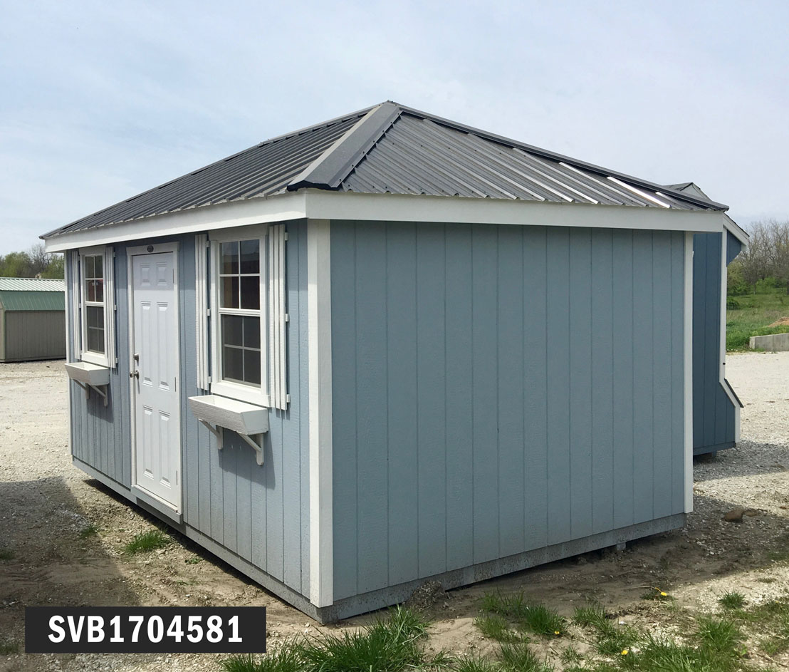 Hip Roof Sheds Spring Valley Sheds Llc In Chariton Ia