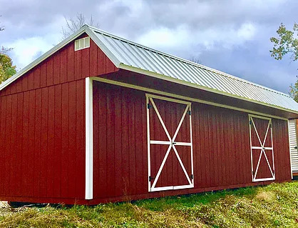 Horse Barn shed type