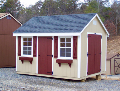 New England Shed Type